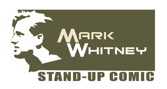 Mark Whitney Stand-up Comic