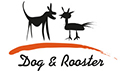 Dog and rooster inc logo